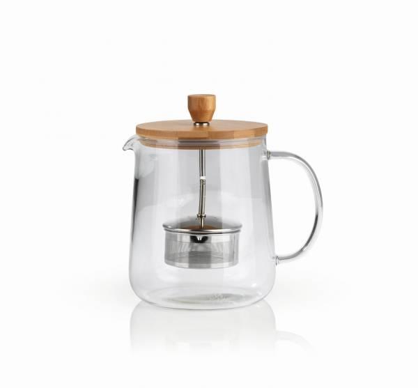 BEEM Teekanne mit Teesieb - 1 L