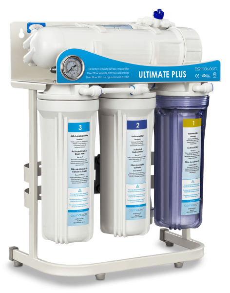 Ultimate PLUS Superflow Osmoseanlage