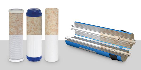 Top Warum muss ich meinen Osmose Filter und Membrane wechseln? HU29