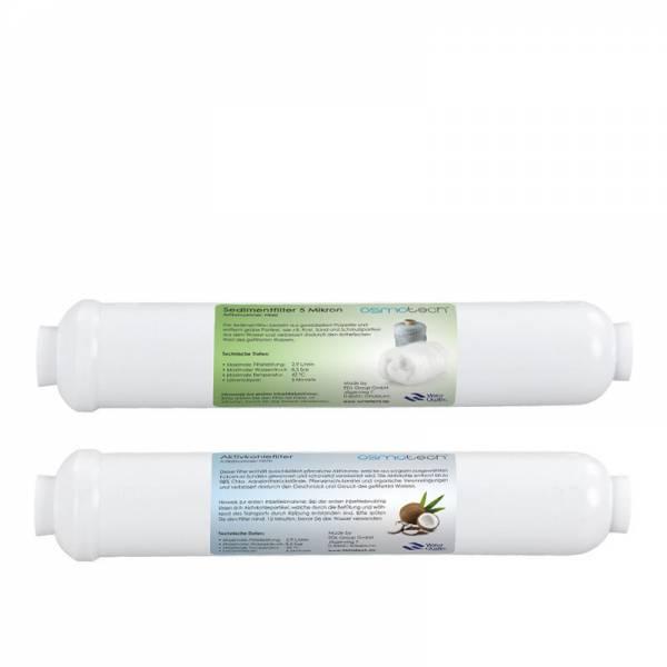 Filterset-Paket (4x) für Hobby/Profi