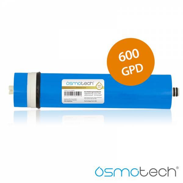 Membrane mit 600 GPD