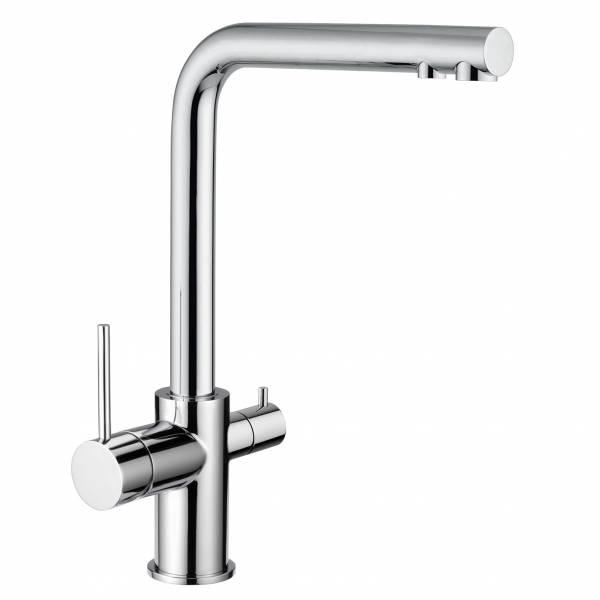 3 Wege Wasserhahn HUGO (NIEDERDRUCK)
