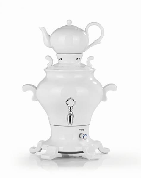BEEM Samowar Odette Blanc - 5 L