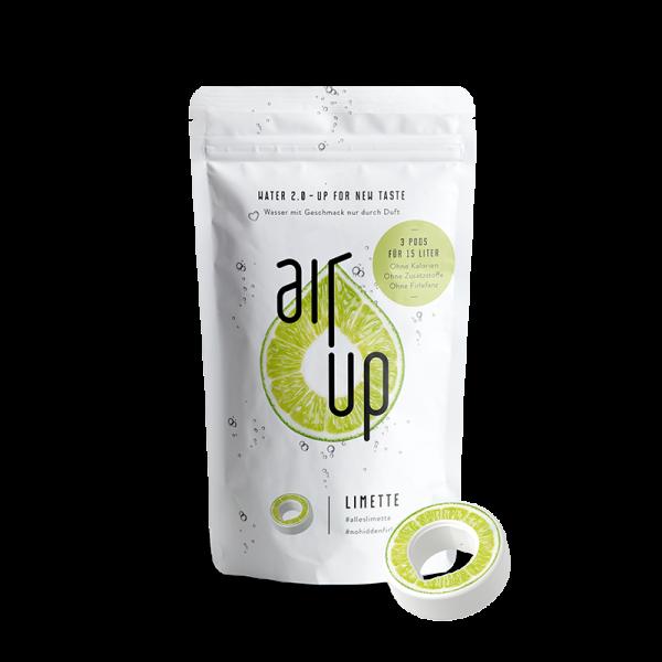 """air-up Duft-Pods """"Limette"""", 6er Set"""