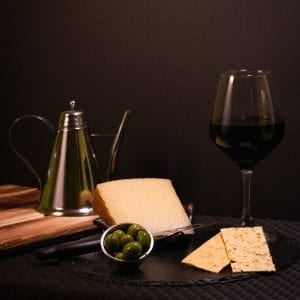 Geschmack des Weines