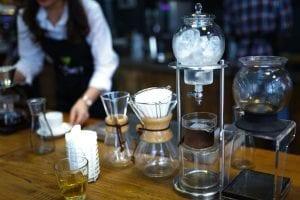 Cold Brew Coffee Zubereitung